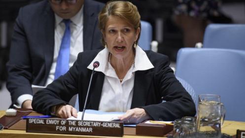 Tình hình Myanmar: LHQ cảnh báo nguy cơ nội chiến, Mỹ hối thúc Trung Quốc hành động, Bắc Kinh lên tiếng