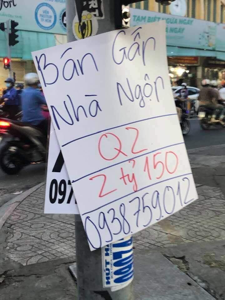 Tin giả, lừa đảo xuất hiện nhiều trên thị trường bất động sản tại Hồ Chí Minh