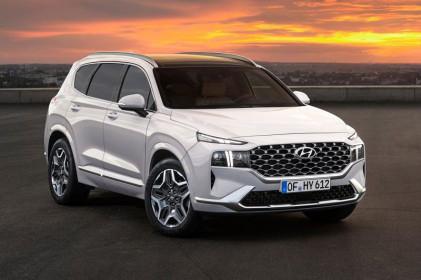 Top 10 xe SUV an toàn nhất năm 2021: Vinh danh Hyundai Santa Fe