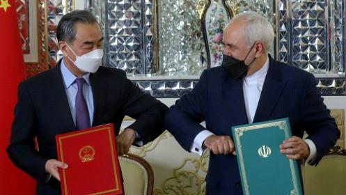 Trung Quốc-Iran 'xích lại gần nhau', hàn thử biểu quan trọng trong đọ sức Mỹ-Trung?