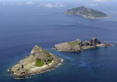Nhật Bản trong cuộc đối đầu ở biển Hoa Đông