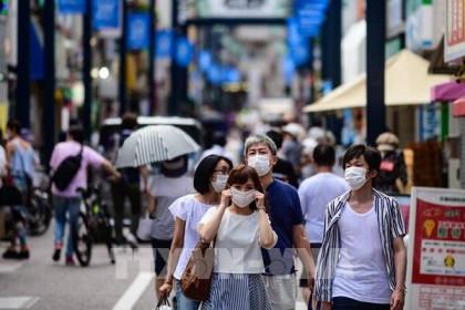 Nhật Bản lo ngại biến thể SARS-CoV-2 sẽ dẫn đến làn sóng lây nhiễm thứ 4