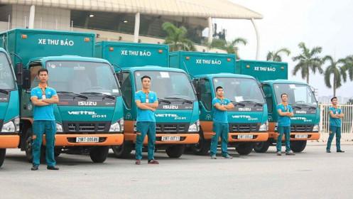 Viettel Post ước doanh thu hơn 5.000 tỷ đồng trong quý 1