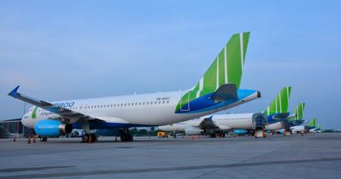 Bamboo Airways bán vé máy bay vượt số lượt cất - hạ cánh