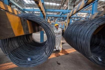 Giá thép kỷ lục ở Trung Quốc đẩy giá quặng sắt châu Á đi lên