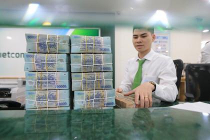 Các ngân hàng cho vay 9,46 triệu tỉ đồng