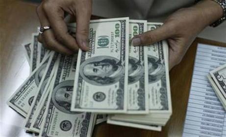 Tỷ giá ngoại tệ ngày 9/4: Lo sợ lạm phát, USD giảm sâu