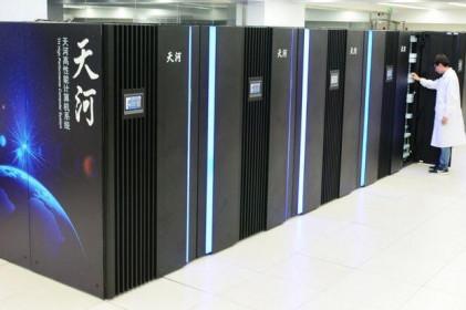 Mỹ cấm vận 7 tổ chức siêu máy tính Trung Quốc
