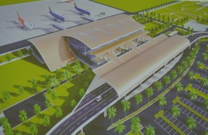 'Bầu Hiển' đến Quảng Trị trình bày dự án làm sân bay