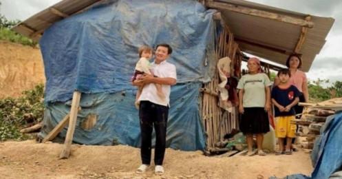 Ông Đoàn Ngọc Hải đòi lại tiền hỗ trợ, tự xây nhà cho người nghèo