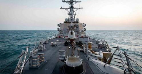 """Máy bay, tàu chiến Mỹ - Trung dồn dập kéo tới, Đài Loan """"căng như dây đàn"""""""