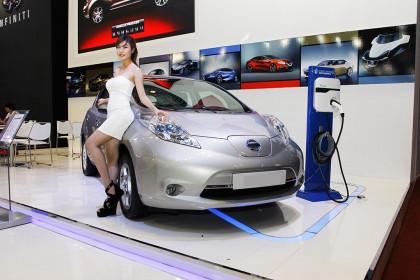 Giấc mơ ô tô điện Việt