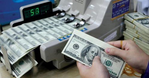 Tỷ giá USD/VND vừa có bước tăng mạnh trên liên ngân hàng