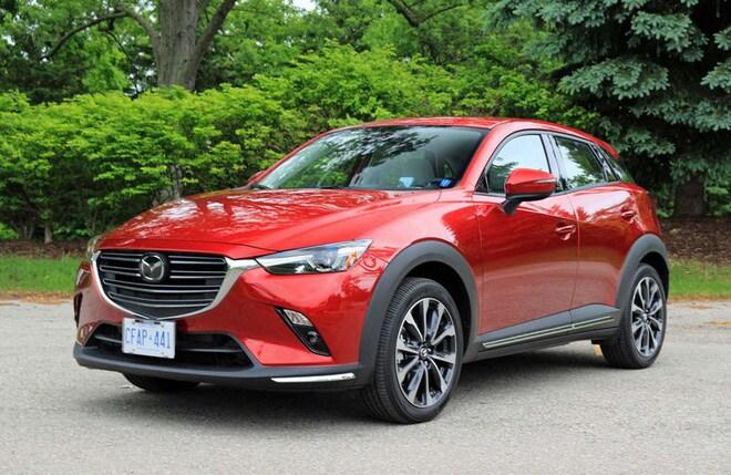 Mazda CX 3 và CX 30 sắp ra mắt thị trường Việt với giá khoảng 700 triệu đồng