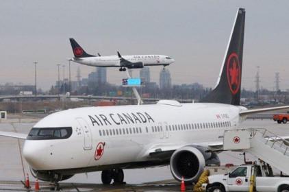 Cổ phiếu Air Canada giảm sau khi chính phủ đạt được thỏa thuận cứu trợ
