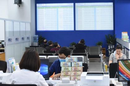 Đến cuối tháng 3, dư nợ đầu tư kinh doanh chứng khoán trên 45.300 tỷ đồng, giảm 1% so với cuối năm 2020