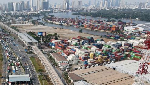 Tỉ USD mở đường tới cảng
