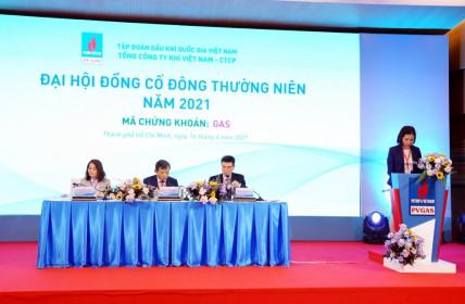 Chia cổ tức 30%, PV GAS đặt mục tiêu doanh thu 2021 trên 70 nghìn tỷ đồng