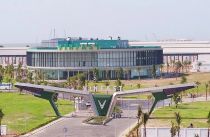 Hà Tĩnh: Vingroup muốn làm Nhà máy sản xuất ô tô kết hợp cảng biển rộng 2.000ha tại KKT Vũng Áng