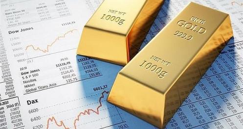 Giá vàng cuối tuần trụ vững trên đỉnh cao nhất 1 tháng