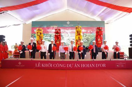 Khởi công dự án Hoian d'Or hơn 2.300 tỷ tại Hội An | Bất động sản
