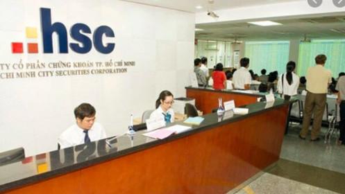 """HSC """"vớ bẫm"""" từ tự doanh và môi giới chứng khoán"""