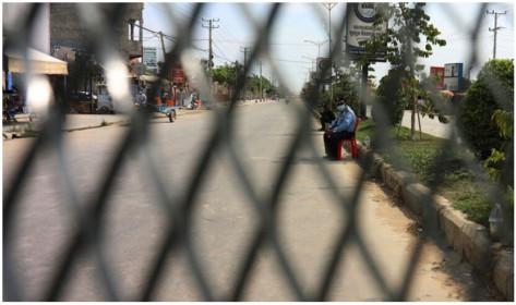 Tình hình Covid-19 ở Campuchia 'mất kiểm soát', Phnom Penh tuyên bố 'Vùng Đỏ' ở 3 quận