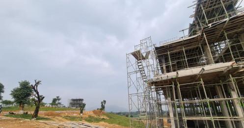 """Lộ """"sân sau"""" của doanh nghiệp """"5 tháng tuổi"""" được giao làm dự án Legacy Hill Hòa Bình"""