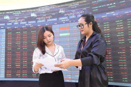 Giao dịch chứng khoán sáng 19/4: Thị trường phân hóa, VN-Index lấy lại đà tăng