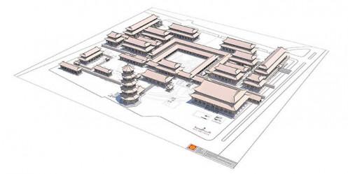Giải mã những bí ẩn kiến trúc cung điện Việt Nam thời Lý