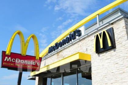 McDonald's đóng hàng trăm cửa hàng nằm trong chuỗi siêu thị Walmart