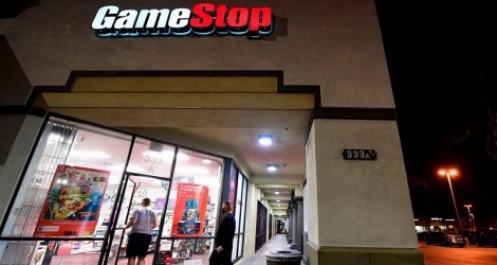GameStop rúng động sau sự ra đi của Giám đốc điều hành