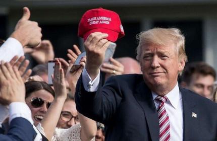 Ông Trump tuyên bố ý định nghiêm túc tái tranh cử tổng thống Mỹ