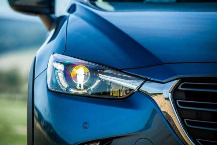 Giá lăn bánh Mazda CX-3 vừa ra mắt tại Việt Nam