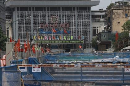 Thi công đường hầm đường sắt Nhổn – ga Hà Nội: Cần sớm giải quyết nguyện vọng của người dân