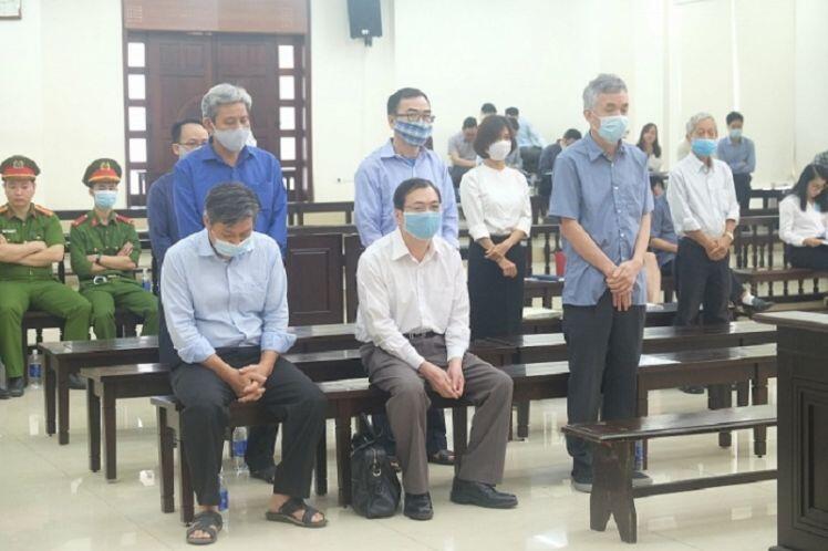 Xét xử đại án Sabeco: Cựu Bộ trưởng Vũ Huy Hoàng và các đồng phạm hầu tòa lần 3