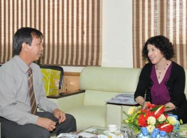 Cựu tổng lãnh sự Mỹ tại TP.HCM được đề cử làm trợ lý ngoại trưởng Mỹ