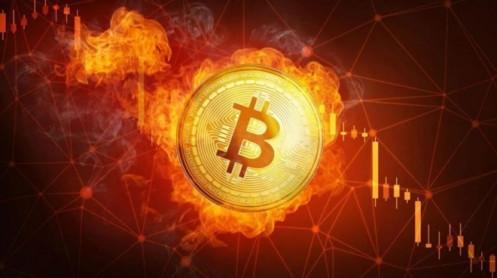 Giá Bitcoin hôm nay 23/4: Lao dốc chóng mặt, vốn hóa mất mốc 1.000 tỷ USD