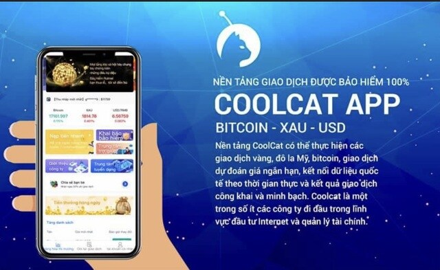 Chưa hết đắng cay vì Coolcat, người chơi lại bị cò mồi rủ rê vào app khác