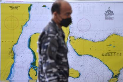 Indonesia khoanh vùng được khu vực tàu ngầm mất tích