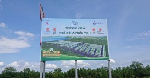 3 năm mở bán, pháp lý dự án Hiệp Phước Harbour tại Long An vẫn chỉ nằm 'trên miệng' chủ đầu tư