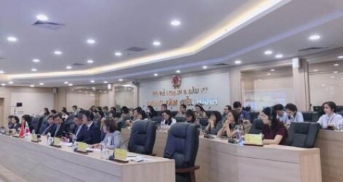 Tần suất nhà đầu tư Hàn Quốc quan tâm đến Việt Nam ngày càng tăng