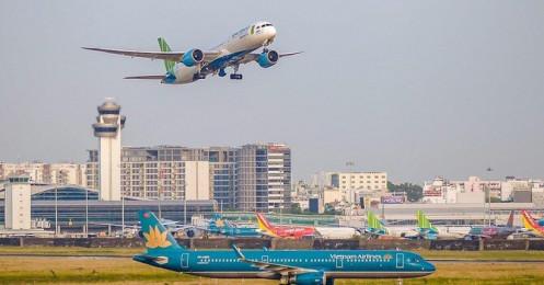 Cấp bổ sung slot bay cho những hãng hàng không có tỷ lệ sử dụng đúng trên 80%