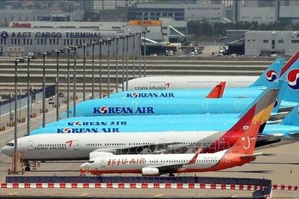 Hàn Quốc sẽ dỡ bỏ một phần lệnh cấm các chuyến bay từ Anh