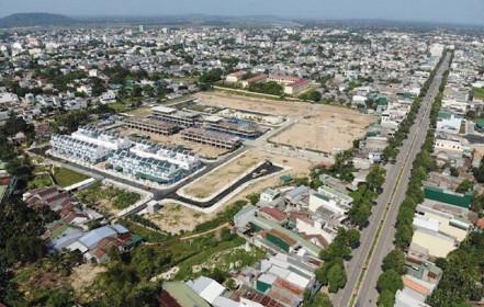 Nhiều dự án bất động sản được Quảng Ngãi chấp thuận đầu tư không đúng quy định