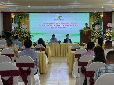 ĐHĐCĐ Trường Thành Group (TTA) năm 2021: Chuẩn bị đầu tư thêm 7 dự án năng lượng tại Bình Thuận