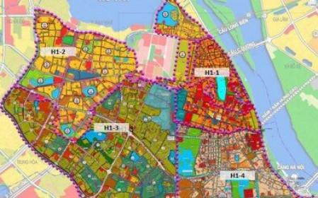 Quy hoạch phân khu đô thị 4 quận nội thành: Quyết liệt gỡ nút thắt