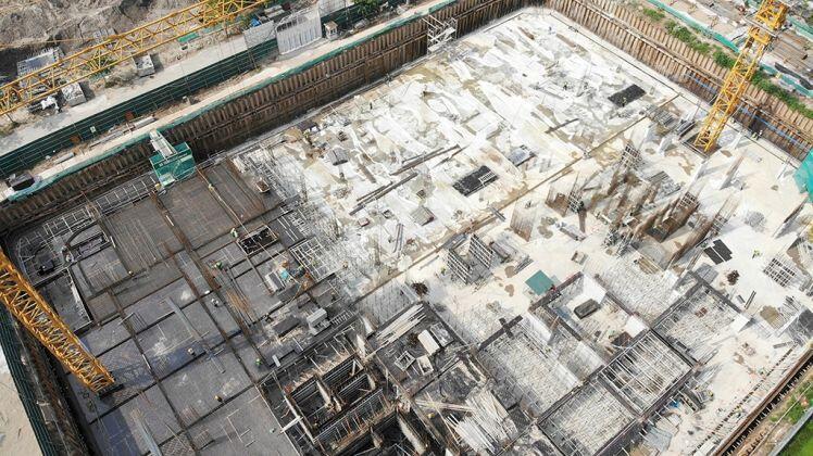 Dự án An Lạc Green Symphony sắp bị 'sờ gáy' vì xây không phép