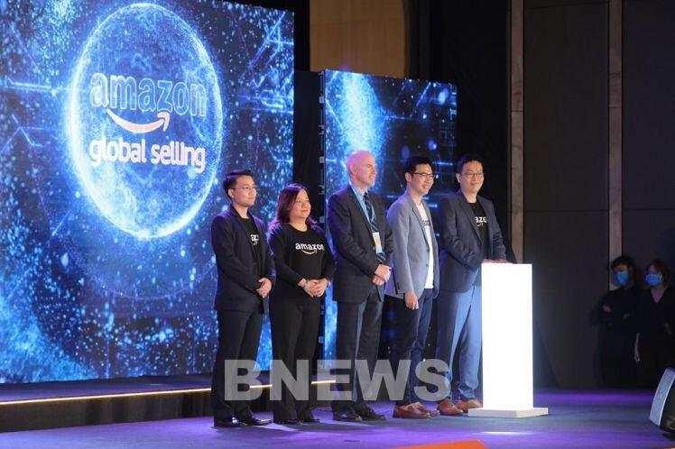 Amazon và IDEA giúp doanh nghiệp Việt phát triển thương mại điện tử