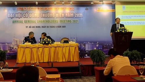 ĐHCĐ Nhơn Trạch 2 (NT2): Kế hoạch lãi 426 tỷ đồng, giảm 26%, sau tháng 6 sẽ hết nợ nước ngoài